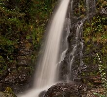 Galloway Cascade by Paul Hutchinson