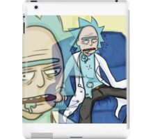 Drunk Rick iPad Case/Skin