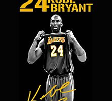 Kobe Bryant Signature by VictorAddison