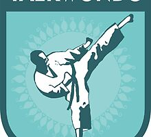 Taekwondo Martial Arts by ilovemubs