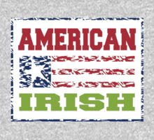 American Irish One Piece - Short Sleeve