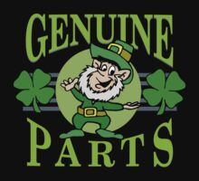 Genuine Irish Parts by HolidayT-Shirts