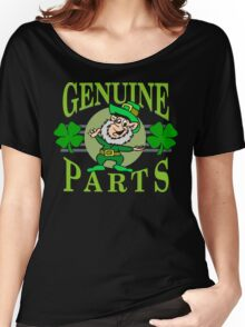 Genuine Irish Parts Women's Relaxed Fit T-Shirt