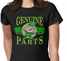 Genuine Irish Parts Womens Fitted T-Shirt