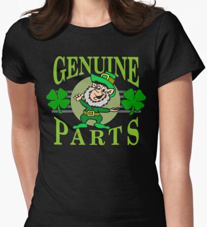 Genuine Irish Parts Womens Fitted T-Shirt