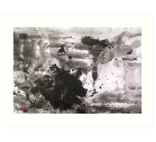 Flight-Canyon de Chelly Art Print