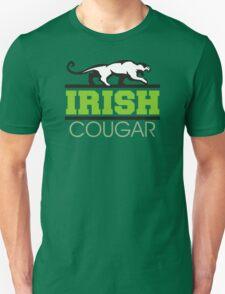 Irish Cougar Unisex T-Shirt
