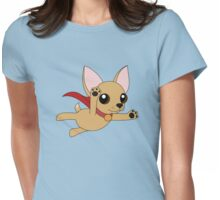 Super Chihuahua! Womens Fitted T-Shirt