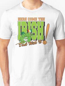 Here Come The Irish T-Shirt