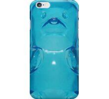 Blue gummy bear iPhone Case/Skin