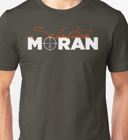 Sebastian Moran, Sniper (in white) Unisex T-Shirt