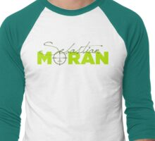 Sebastian Moran, Sniper (in GREEN) Men's Baseball ¾ T-Shirt