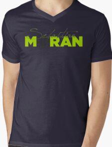 Sebastian Moran, Sniper (in GREEN) Mens V-Neck T-Shirt
