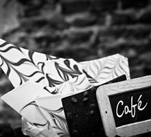 Cafe by Ann Evans
