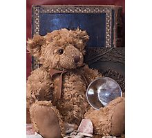 Rune Bear Photographic Print
