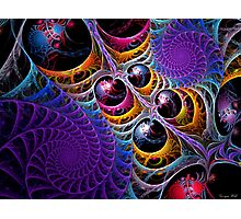 Spiral of Existence Photographic Print