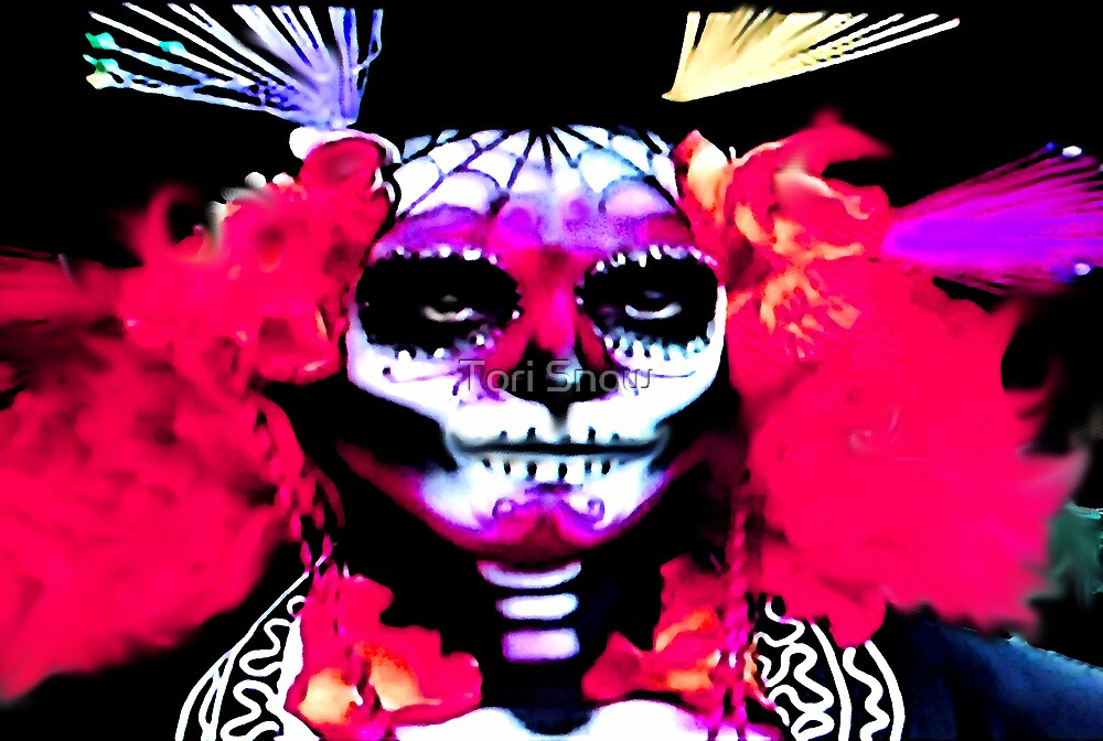 Dia de los Muertos by Tori Snow