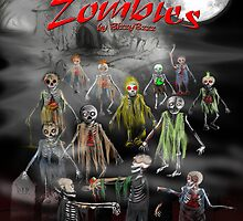 Zombies by BizzyBzzz by BizzyBzzz