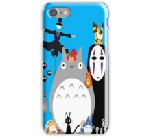 Ghibi Gang iPhone Case/Skin