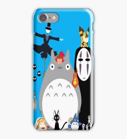 Ghibi Gang iPhone Case/Skin