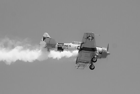 Marine Aviation II by heatherfriedman
