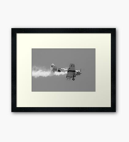 Marine Aviation II Framed Print