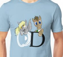 DoctorDerpy Logo Unisex T-Shirt
