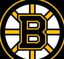 Boston Bruins Logo Sticker