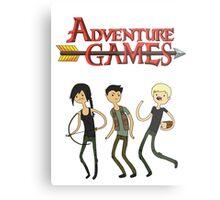 Adventure Games Metal Print
