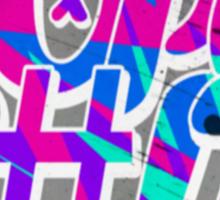 Dope Shit [Multi-Colour] Sticker