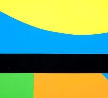 Spectrum 03 by Robert Dettman