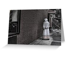 East 6th Street Greeting Card