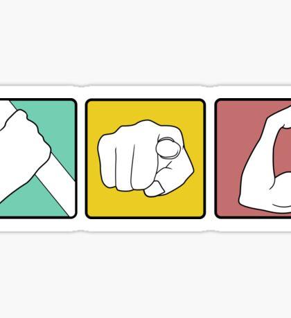 festivus illustration Sticker