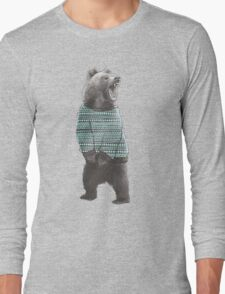 Sweater Bear Long Sleeve T-Shirt