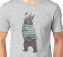 Sweater Bear Unisex T-Shirt