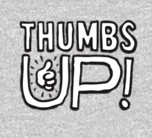Thumbs Up  by imjesuschrist