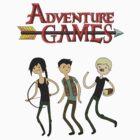 Adventure Games by sherbear