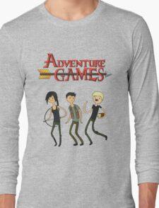 Adventure Games Long Sleeve T-Shirt
