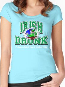 St. Patrick's Day Women's Fitted Scoop T-Shirt
