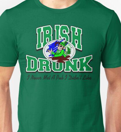 Irish Drunk Unisex T-Shirt