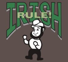 Irish Rule Baby Tee