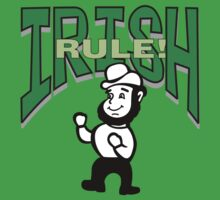 Irish Rule by HolidayT-Shirts