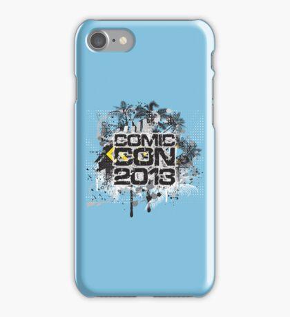 Comic Con 2013 iPhone Case/Skin