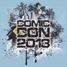Comic Con 2013 by ElocinMuse