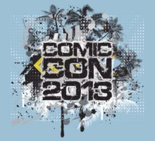 Comic Con 2013 by ElocinMuse