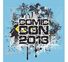 Comic Con 2013 Photographic Print