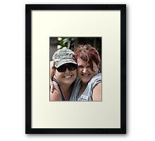 MCC Friendship Framed Print