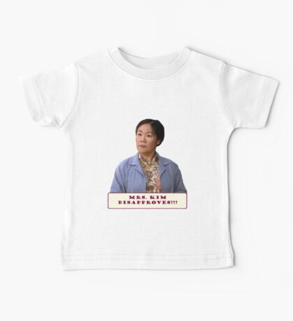 DISAPPROVES!!! Baby Tee
