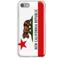 New California Republic iPhone Case/Skin