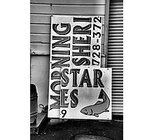Morningstar Fisheries Photographic Print